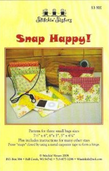 Snap Happy! by Stitchin' Sisters-#53 SH