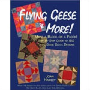 Flying Geese & More Pattern Book by Joan Hawley