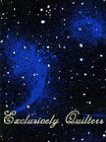 My Universe by Exclusively Quilters - Night Sky - 60168-2
