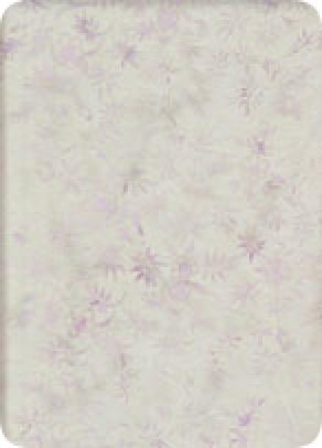 Batik Print Canvas by Anthology Fabrics - BA1982 -lavender & green