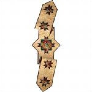 Christmas Table Runner Pattern - by Southwind Designs - SWD-401