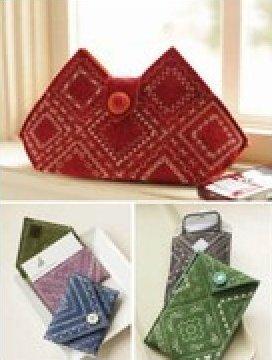 Cleverly Stitched Accessories - A Jerilynn Lijewski Design - IJ905