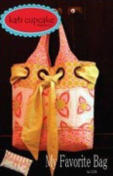 My Favorite Bag Pattern by Kati Cupcake Pattern Co. - KC126
