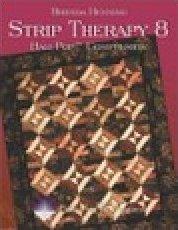Strip Therapy 8 Pattern Book by Brenda Henning - 9781936207084