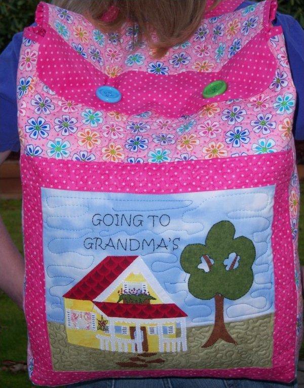 Grandma's House - Back Pack