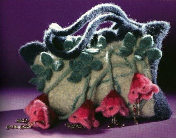 Fuschias yarn pack