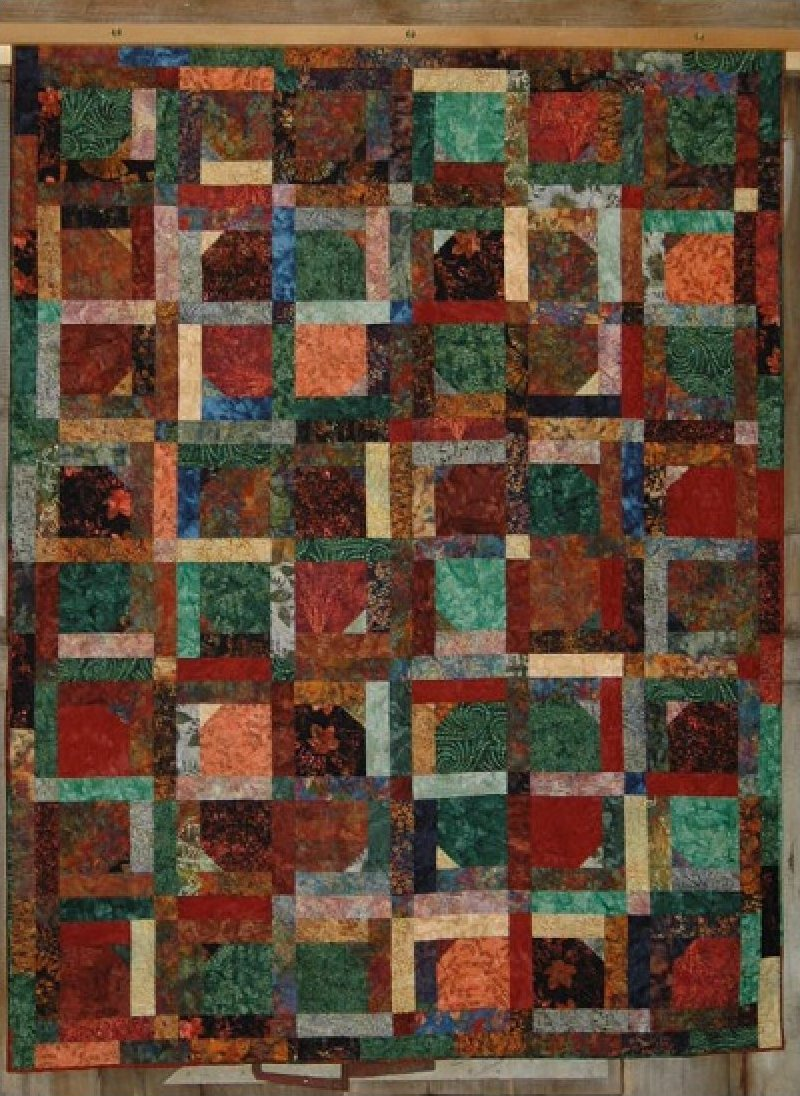 Rolly Poly Quilt