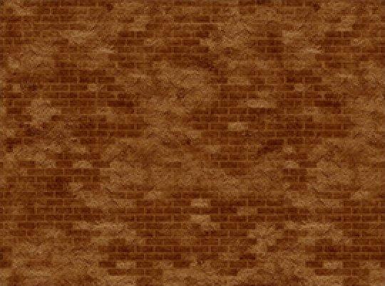 Local Heros Bricks - brown (120021)