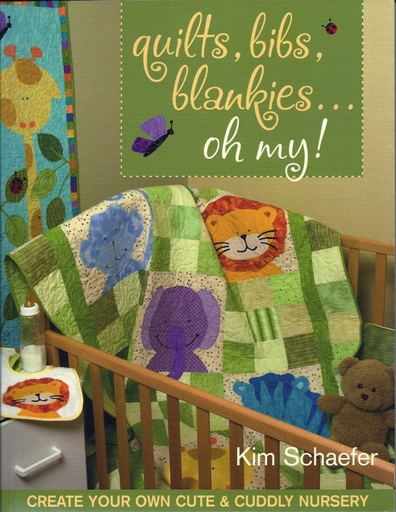 Quilts, Bibs, Blankies... Oh My!
