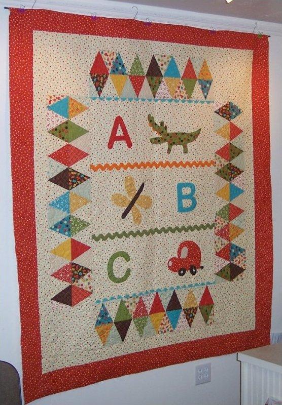 My ABC's Quilt
