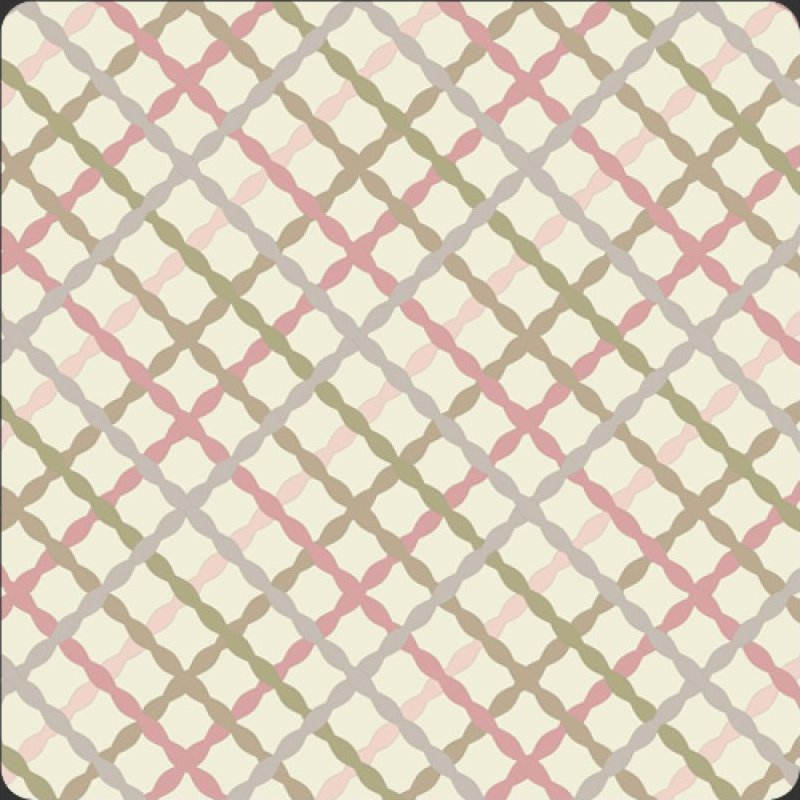 Dashing Roses Collection  - Fench Latticework