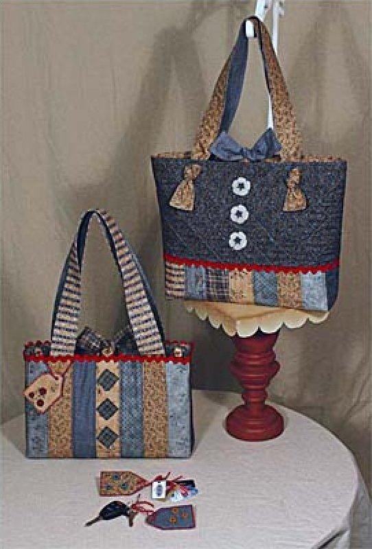 Purse Bag Tote Patterns