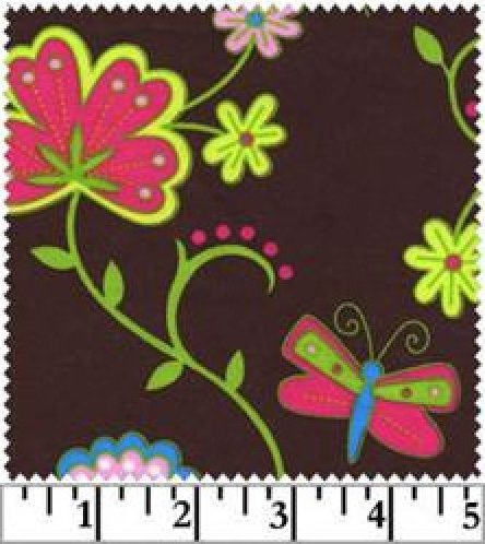 Crafty Cotton Floral & Dots