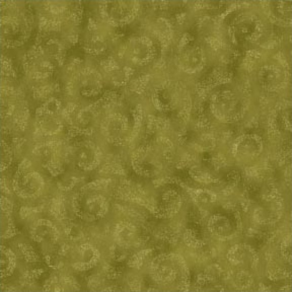 Crystal Fusion Collection, Olive Green