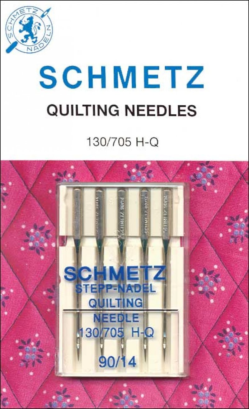 Schmetz Chrome Quilting Needle size 90/14