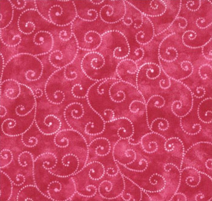 Moda Swirls - Raspberry 9908/62