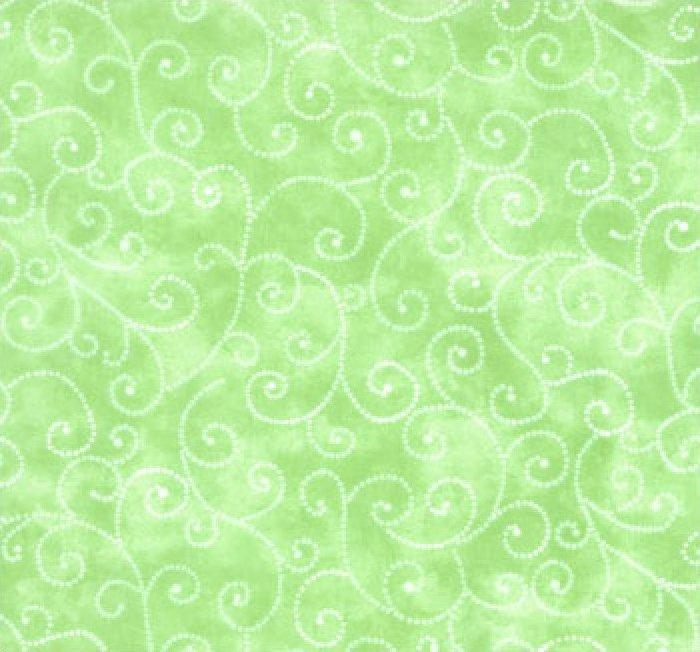 Moda Swirls - Mint 9908/75