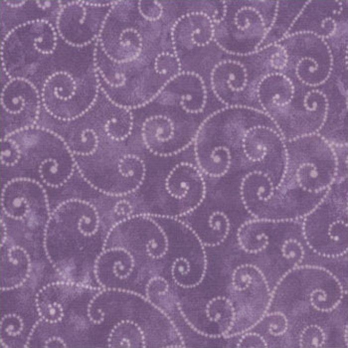 Moda Swirls - Key West Purple 9908/19