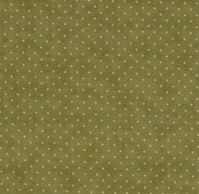 Moda Essential Dots 8654/44 Moss