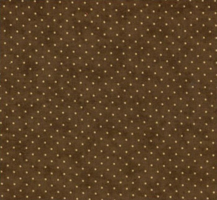 Moda Essential Dots 8654/45 Chocolate