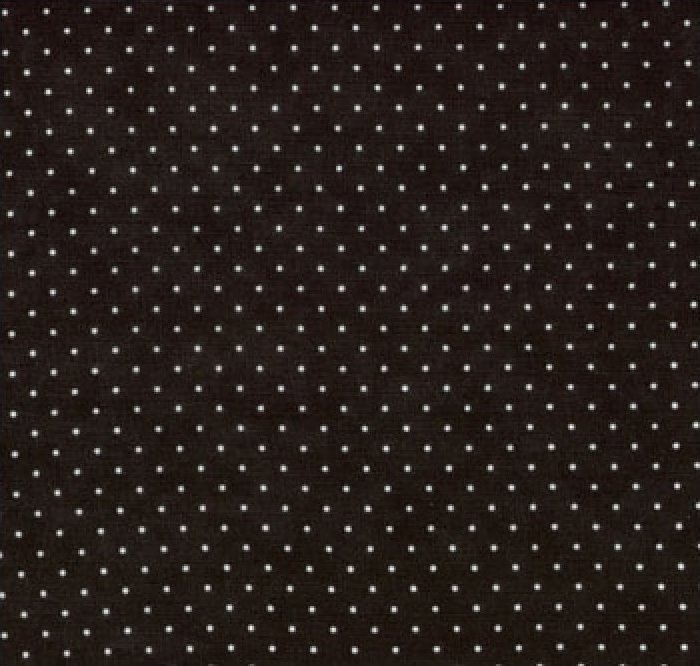 Moda Essential Dots 8654/41 Black/White