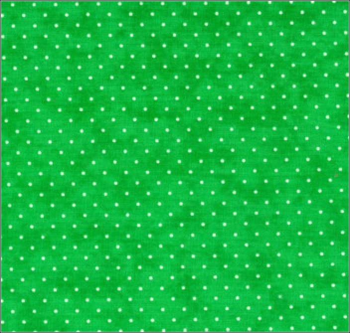 Moda Essential Dots 8654/33 Grass Green