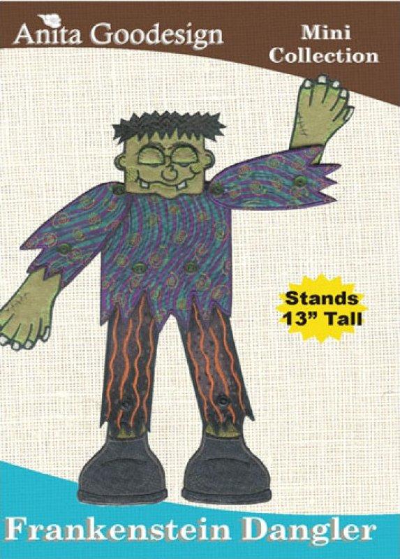 Anita Goodesign-Mini Collection-Frankenstein Dangler