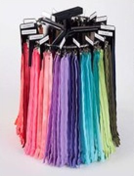 Zipper - Atkinson Designs  - 14 inch - Color Group 2