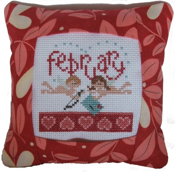 963 February Band Small Pillow Kit