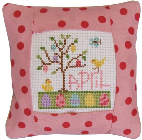 April Band Small Pillow Kit