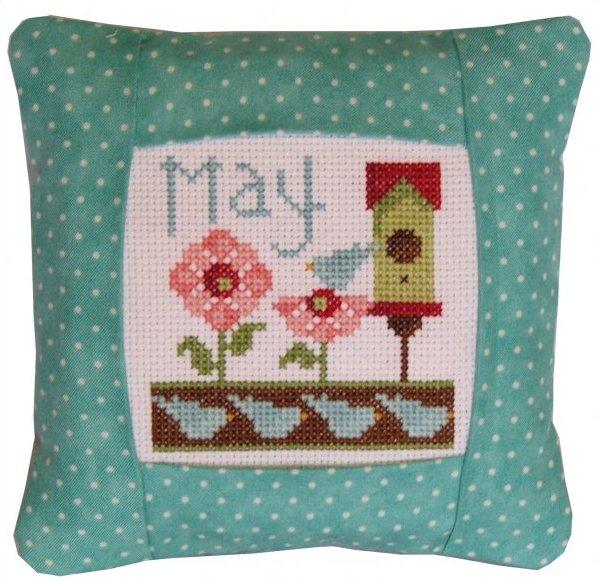 966 May Band Small Pillow Kit