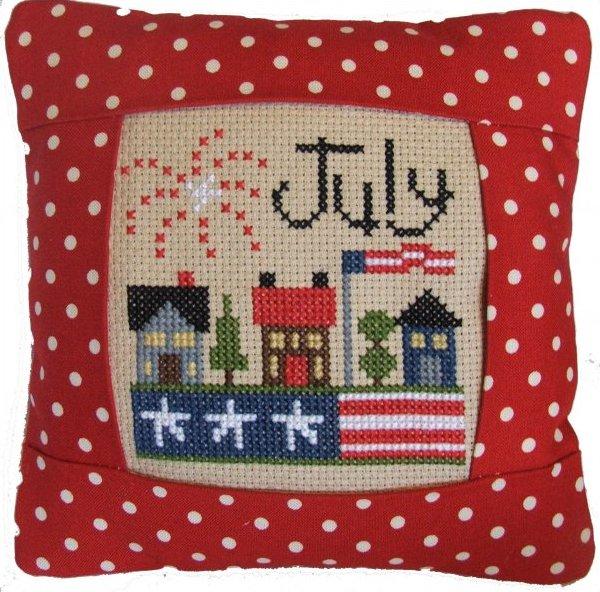 968 July Band Small Pillow Kit