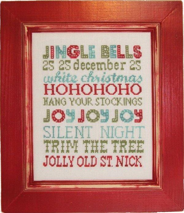 Christmas Typography - Digital Download