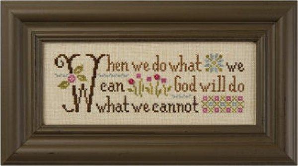 When We Do