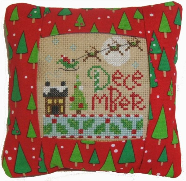 973 December Band Small Pillow Kit