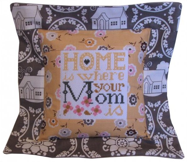 May- Home Is Where Your Mom Is