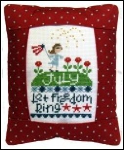 July-Let Freedom Ring
