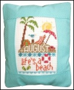 August-Life's A Beach