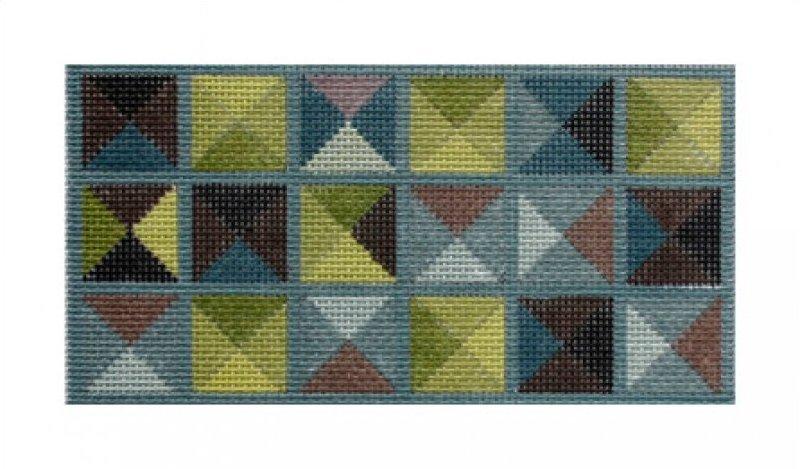 DH3795 - Plenty of Pyramids Wallet & Strap