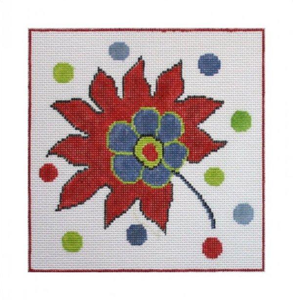 F3662 - Turkey Flower Folio