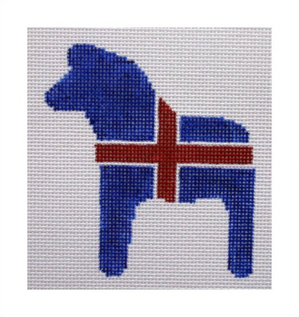 F3722 - Iceland Ornament