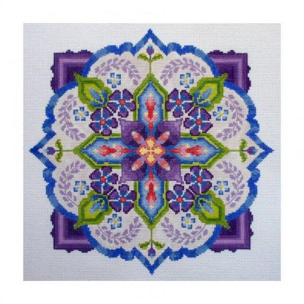 KR7034 Vivacious Violets