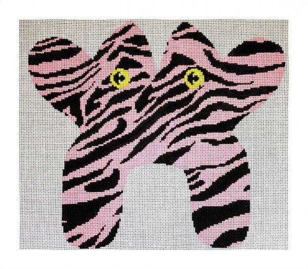 DH3840 Pink Zebra