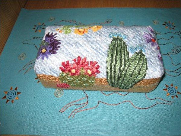 Cactus Brick-QR123
