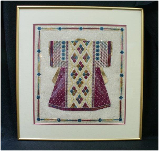 Jewels Kimono-CH1003