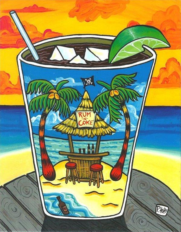 Rum N Coke - PH4