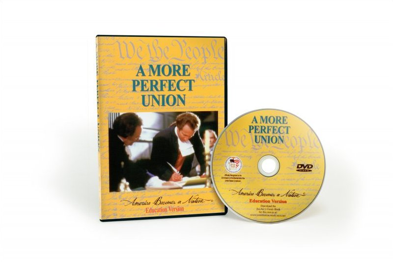 A More Perfect Union DVD