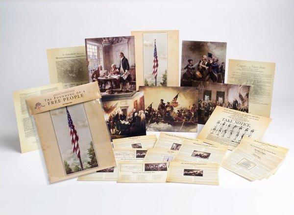 A Freedom Gallery - 11x14 Classroom Edition