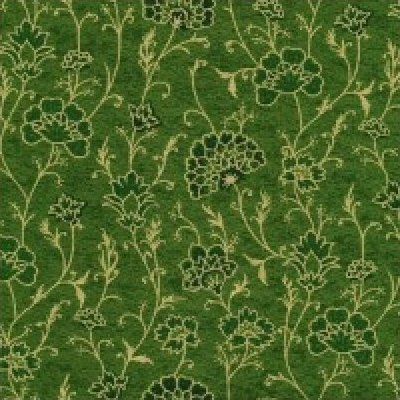 Christmas Jacquard Green from Fabriquilt