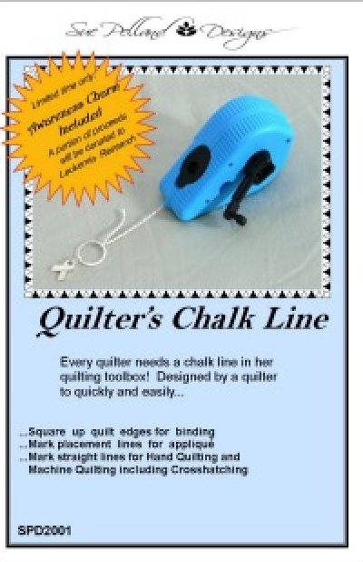 Quilter's Chalk Line